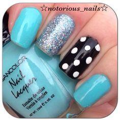 .@dailynailart | Feature: @notorious_nails | Webstagram - the best Instagram viewer