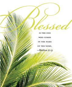 the lord, god, faith, bless, inspir, palm sunday, scriptur, quot, bibl vers