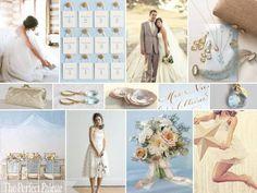 Сочетание Молочного Свадебного Платья С Другими Цветами