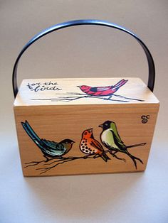Enid Collins For the Birds