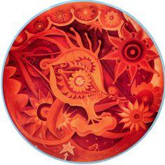 Mandala by Paez Vilaro