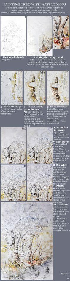 Tree Tutorial by Gri