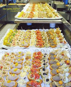 #Dinner party Canapes.