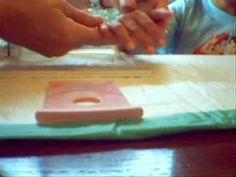 A Simple Kid's Manicure using Konad Stamping Nail Art   #Nailart  Like,Repin Share :)