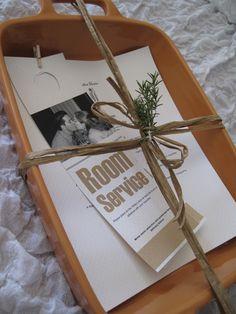 What a creative gift!