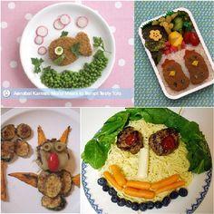 Frisos creativos para niños