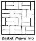 Basket Weave Two