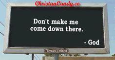 Gods Billboards