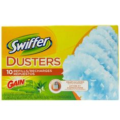 Best New Surface Cleaner - Swiffer Dusters Refills with Gain Scent