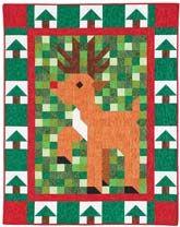Jingle Patch Quilt Kit