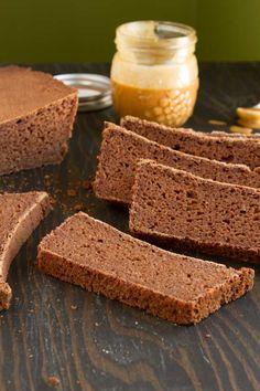 Sandwich Bread (Gluten-free, Egg-free, Oil-free)