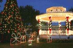Grapevine, Texas Christmas