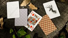 """""""Vintage"""" Plaid Playing Cards. Slick. $5.95 product, decks, vintag plaid, play card, plaid play, playing cards, little gifts, christmas gifts, vintage cards"""