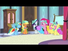 My little pony - türkçe düğün şarkısı :)