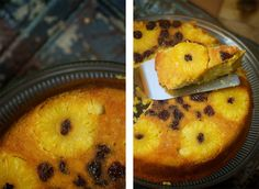 coconut pineapple upside down cake