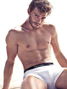 OMG! He is my Christian Grey Jamie Dornan Cast as Christian Grey in Fifty Shades of Grey