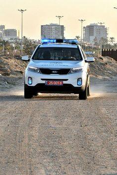Kia Sorrento - Police in Israel