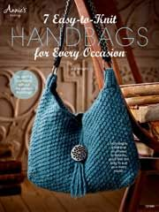 7 Easy To-Knit Handbags for Every Occasion