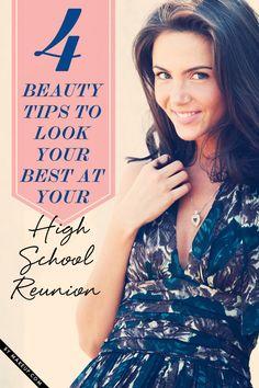 high school reunion makeup