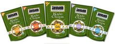 Rhythm Superfoods proudly announces their new Rhythm Kale Chips