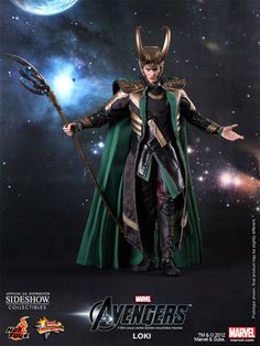 Sideshow Collectibles - Loki Sixth Scale Figure