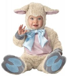 "BabyCenter.com Blogs: 10 Darling Infant Costumes from One Step Ahead: ""One Step Ahead's slate of quality Halloween costumes are a step above what you'll find in Halloween superstores. Constructed of comfy fabrics like chenille, plush and velour, they're as cozy to wear as a baby's soft skin deserves…"""