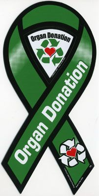 I am an organ donor
