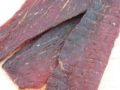 Orange Beef Jerky Recipe