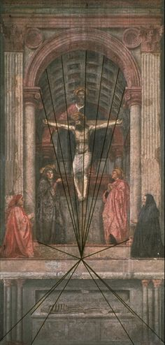 essay linear perspective Free essay: [pic] fig 2 1425 the baptism of the neophytes masaccio oil on canvas brancacci chapel, santa maria del carmine an example of his implementation.