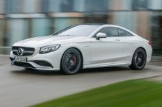 2015 Mercedes-Benz S63 AMG Coupe 4Matic Revealed - Motor Trend WOT