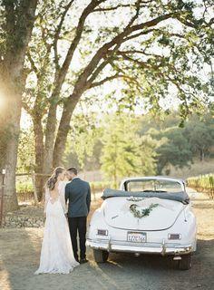 Dreamy Wedding Inspiration in Napa Valley Photography: Lani Elias