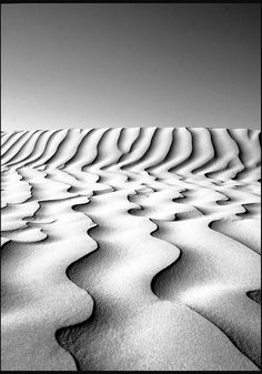 /// Death Valley Dunes, California