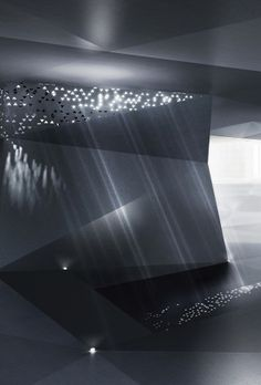 Light Stream - proposed for King Hussein Park in Amman, Jordan - IT Incubators by Symbiosis Designs