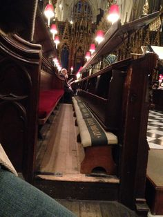 Evensong on New Years Eve...what a perfect way to end an amazing year!