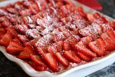 strawberry tiramisu {real food family}