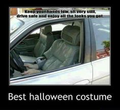 Awesome Halloween Costume