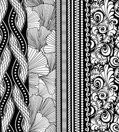 henna patterns feet, arab patterns, zentangl pattern, column, doodl, zentangle patterns