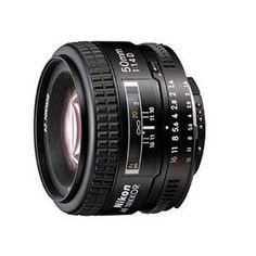 Nikon 50mm f/1.4D AF Nikkor Lens, my fav