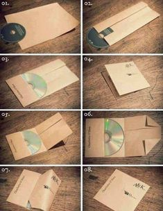 DIY - cd case
