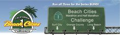 Conquer the Beach Cities Challenge by completing, in consecutive order, any combo of full or half marathons at the Surf City Marathon, the OC Marathon and the Long Beach International City Bank Marathon.