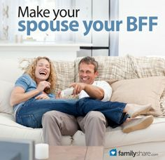 Make your #spouse your #BFF  #Husband #Wife #Marriage #BestFriends  FamilyShare.com