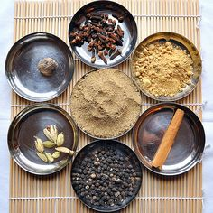 Chai tea... can you name these spices? ;)