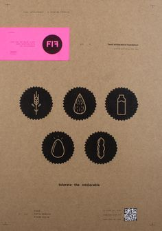 Food Intolerance by Lizzy Stubbs, via Behance