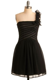 another black dress...
