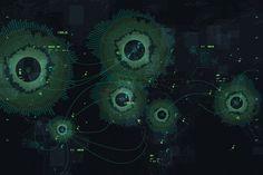 World Map by ~phreezer