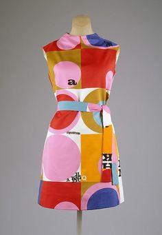 Dress    Rudi Gernreich, 1967    The Metropolitan Museum of Art