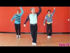 Party Rock work out dance great for the kids at school for a good time.  He has a ton of videos to dance to.