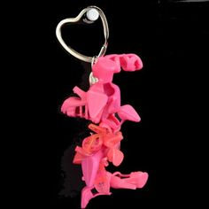 Bubble Gum Doll Shoe Keychain© by Sara Gallo now featured on Fab.