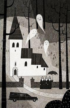 Josie Portillo : Ghosts of Autumn //  Via Flickr