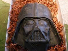 Darth soap